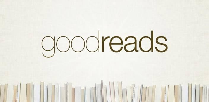 The logo for Goodreads